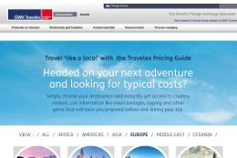 Mediaworks Online Marketing for Travelex Netherlands